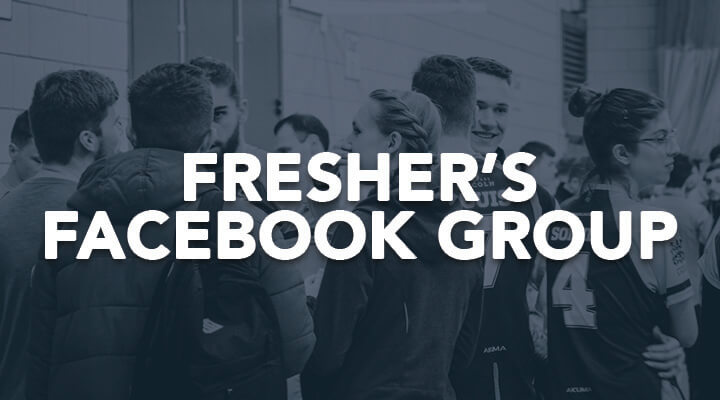 Lincoln Freshers Facebook Group